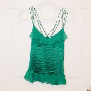 Vintage Diane Von Furstenberg Silk Camisole